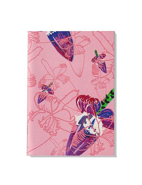 Carnet Fleur de Bananier - Marion Damour Illustration