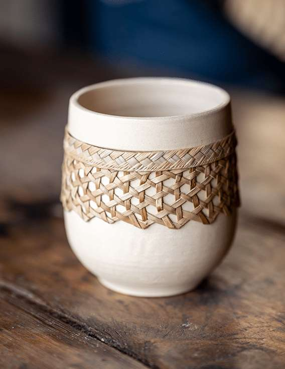 Céramique Popot Kréyol - Dania © Christine Picard