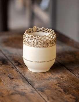 Céramique Popot Kréyol - Lenita © Christine Picard