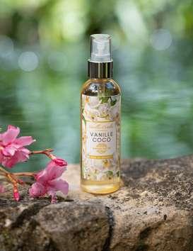 Huile de massage Vanille Coco 100 ml - Parfum des Iles @ Christine Picard