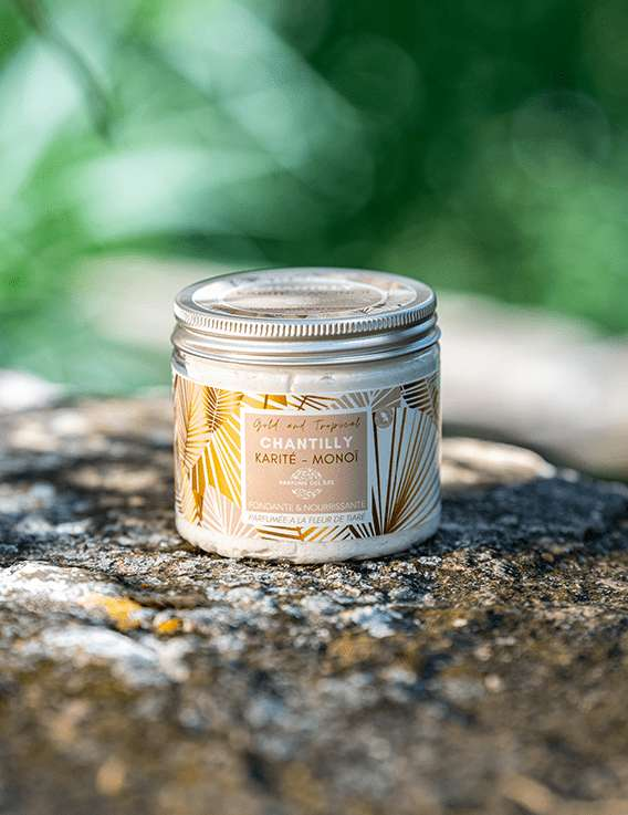 Chantilly Karité Monoï 200 ml - Parfum des Iles