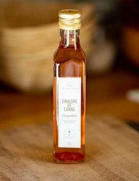 Vinaigre de Canne à Sucre au Gingembre - © Christine Picard