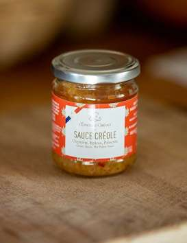 Sauce Créole de Guadeloupe - 190 gr L'Epicerie Creole © Christine Picard