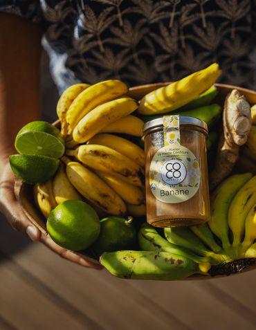 Spécialité Artisanale de Banane © Cécile Chabert
