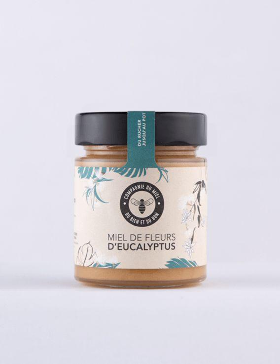 Miel d'Eucalyptus de Madagascar