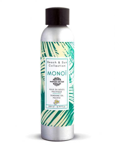 Huile de Monoï - Beach & Sun Collection 250 ml Parfum des Iles